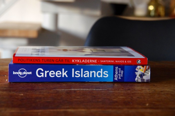 Øhop græske øer greek islands
