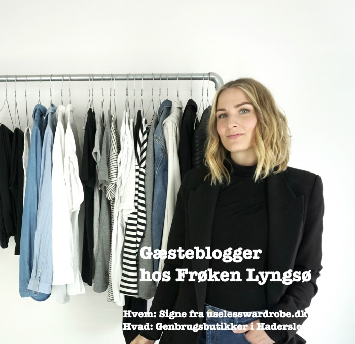 Signe uselesswardrobe gæsteblogger