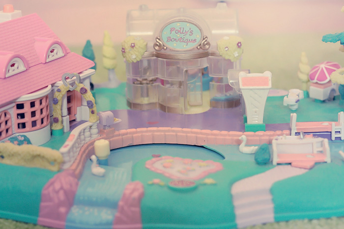 Polly Pocket Village