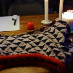 # Four knits in one year